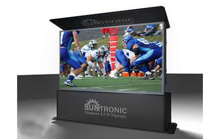 Suntronic – телевизор крупных масштабов