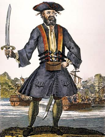 Быт пиратов. Часть 2