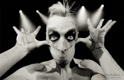 "Мистер ""Эластик"" и его цирк ужаса"
