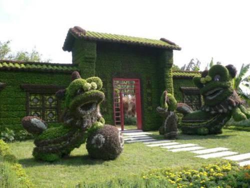 Ботанический сад в Минске. Мечта идиёта.