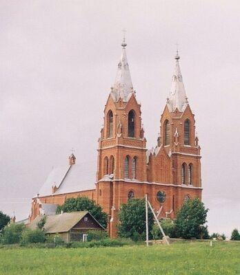 Белорусская неоготика