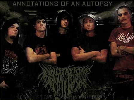 Annotations Of An Autopsy