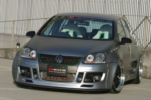 Newing VW Golf GTI RSR