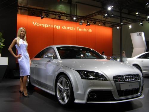Лучшие девушки Kyiv Automotive Show 2008