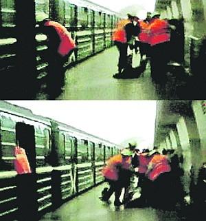 В московском метро парень покончил с собой из-за любви