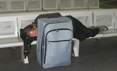 Живущие в аэропорту