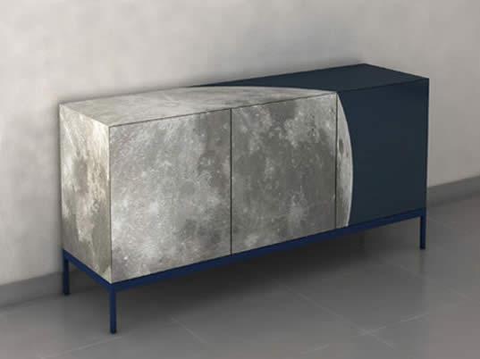 Шкаф-луна от Ennezero