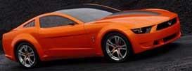 Новый Ford Mustang будет выглядеть компактней