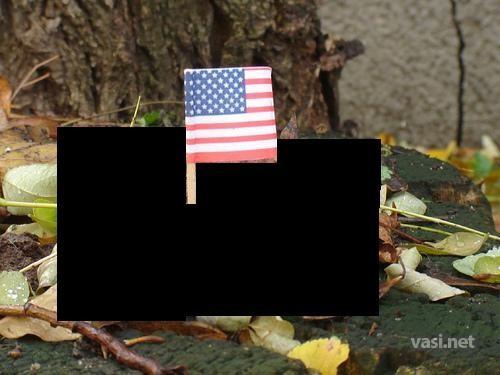 Лучшее место для флага?