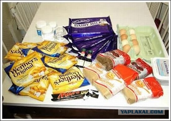 """Шоколадка """"Марс"""" в домашних условиях"""
