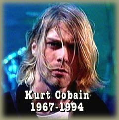 Вечный Курт Кобейн