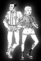Traditional SKINHEADS