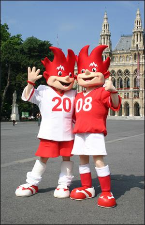 ЧЕ-2008. Расписание матчей