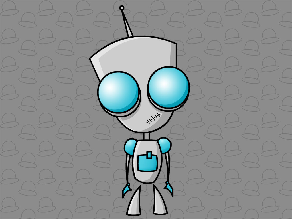 Invader Zim (wallpapers)