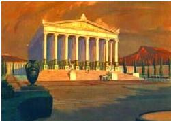 Семь чудес света: Храм Артемиды Эфесской