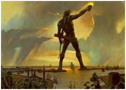 Семь чудес света: Колосс Родосский