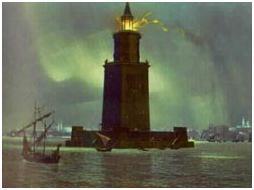 Семь чудес света: Александрийский маяк