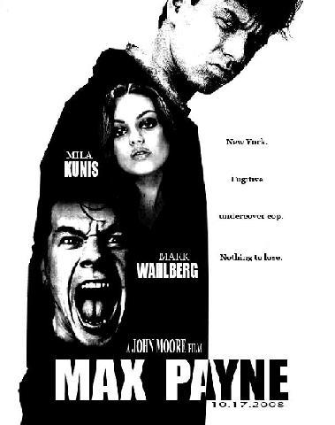 Ждем на экранах Max Payne