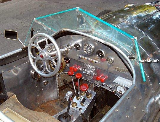 Rocket Car - очень забавное авто
