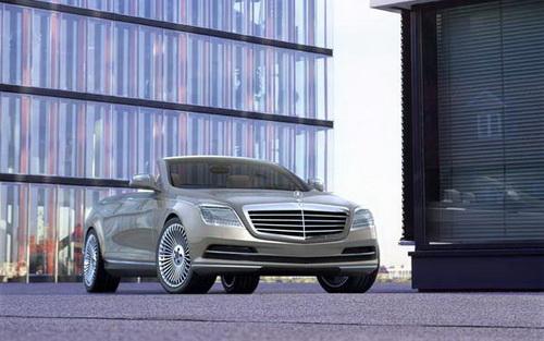 Mersedes Ocean Drive Concept