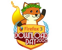 Firefox3 День Загрузки
