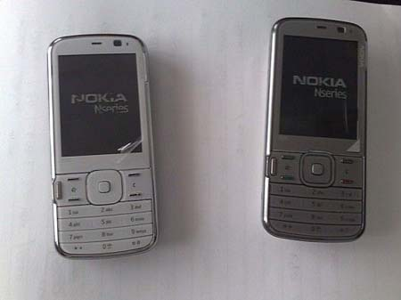 ��������� ����� ������������ iPhone �� �������� Nokia ������ �����