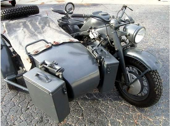 Цундапп КС 750