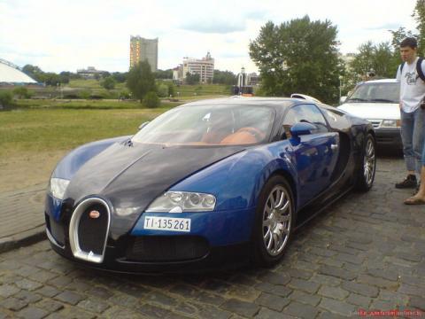 Bugatti Veyron � ������