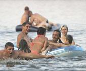 В Беларуси запрещено купаться в четырнадцати водоемах
