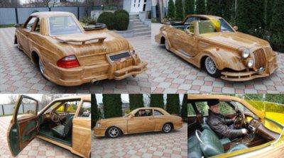 Десятка деревянных гаджетов