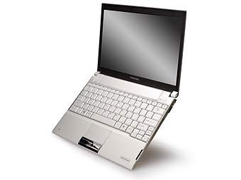 Выпущен самый легкий ноутбук в мире