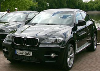 BMW AG надеется на открытие в Минске фирменного сервисного центра