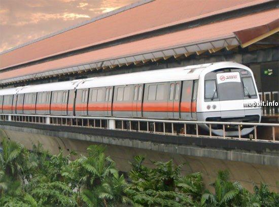 Поезд, путешествующий без остановок - тайваньское ноу-хау