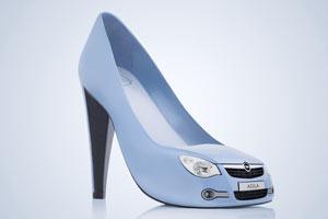 Туфли от Opel