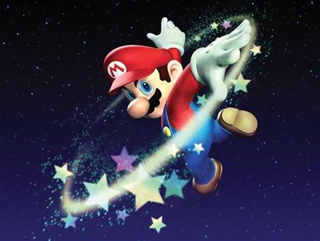 Супер Марио во всей красоте