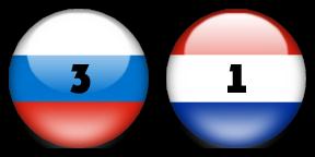 Зарубежная пресса о матче Россия - Голландия