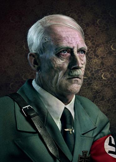 Как выглядели бы Монро и Гитлер, доживи они до наших дней
