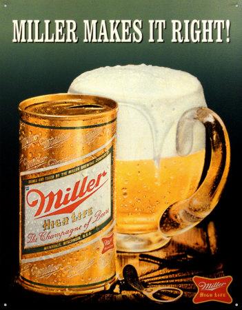 История пива Miller