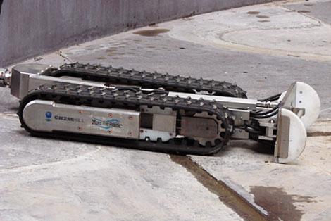 Роботы заменят людей для работы в радиоактивных зонах