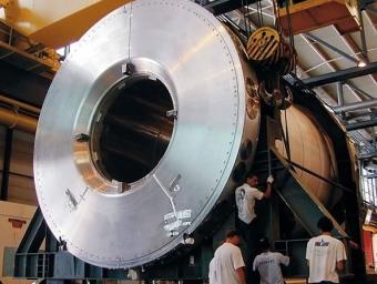 Ученые запускают Большой Адронный Коллайдер