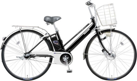 Panasonic вновь изобретает велосипед