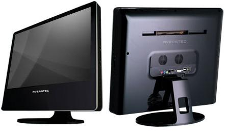 "22"" монитор-компьютер Averatec All-In-One PC"