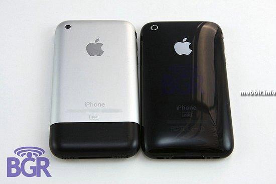 iPhone 3G – первые живые фото