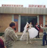 О русской свадьбе, бессмысленной и беспощадной.