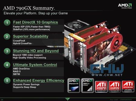 ���������� ������� AMD 790GX �������� ������ � ����������� ����