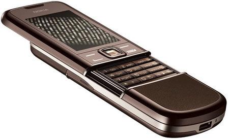 Nokia 8800 Sapphire Arte: мобильная роскошь от Knalihs Athem за $20000