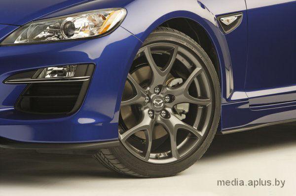 У Вялікабрытаніі з'явіцца адмысловая версія Mazda RX-8 R3 Edition