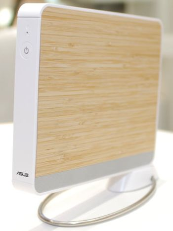 Asus начинает продажи Eee Box - настольного собрата Eee PC