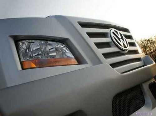 Бронированный грузовик от VW