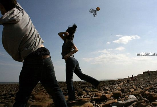 Летающий фотоаппарат Flee – для самых необычных снимков